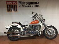 Yamaha XVS 1100 Drag Star Custom